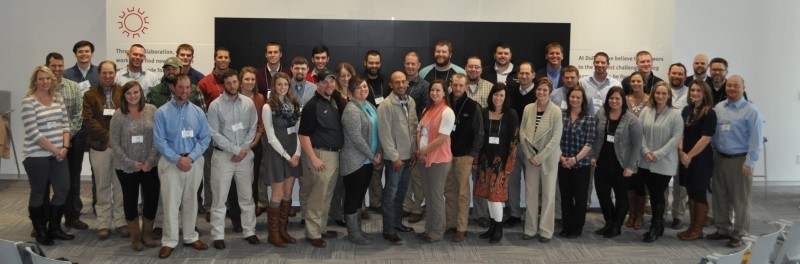 Missouri Farm Families Begin DuPont Young Leaders Training