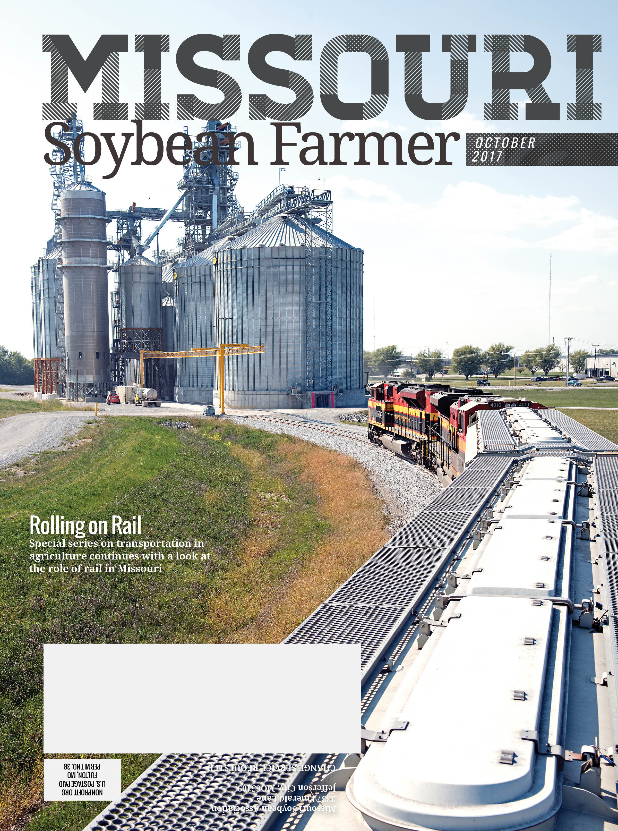 October 2017 Missouri Soybean Farmer Online Now