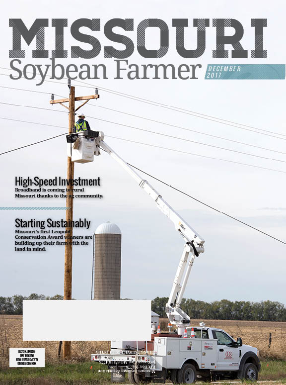 December Missouri Soybean Farmer Magazine Now Available