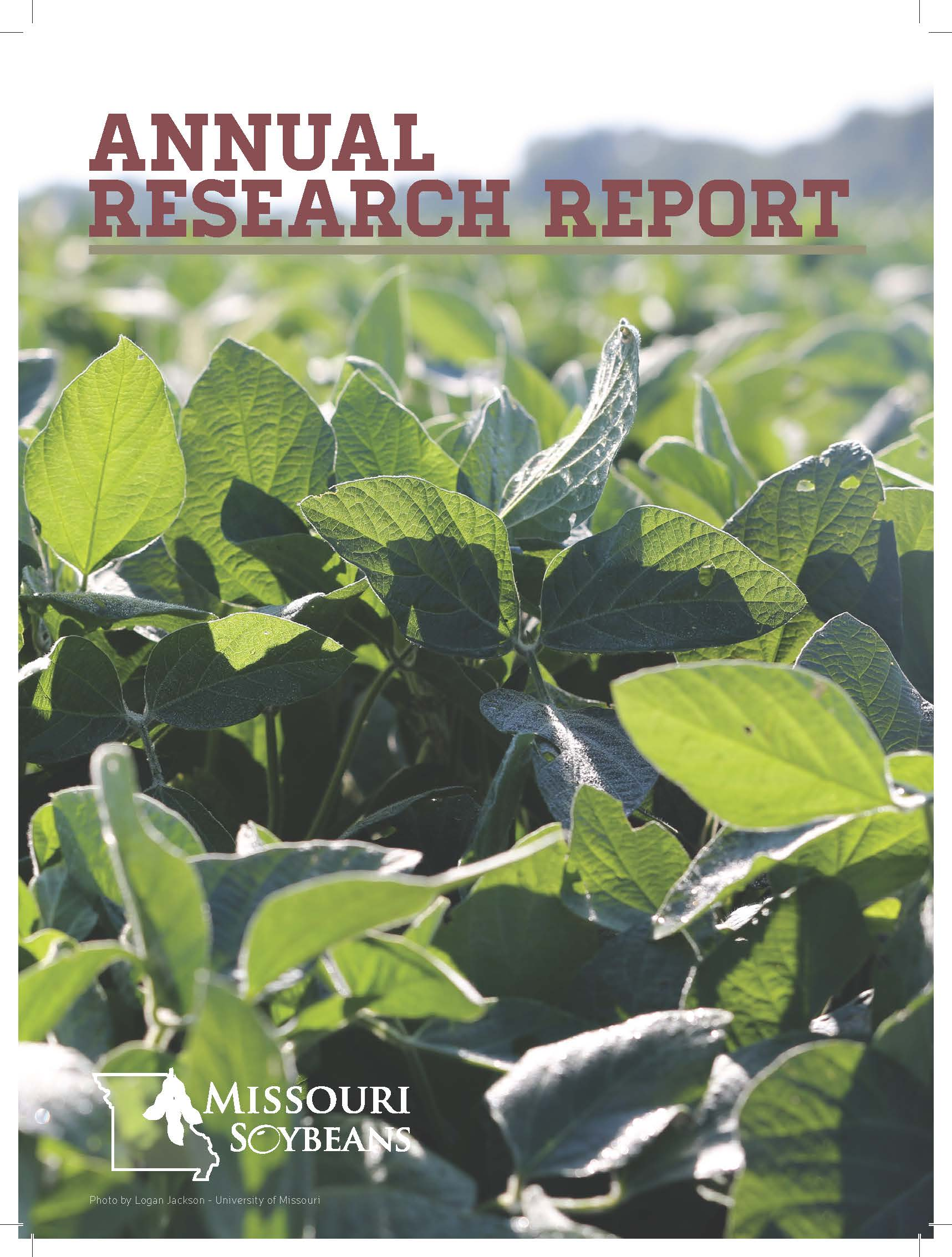 Missouri's 2017-2018 Research Report
