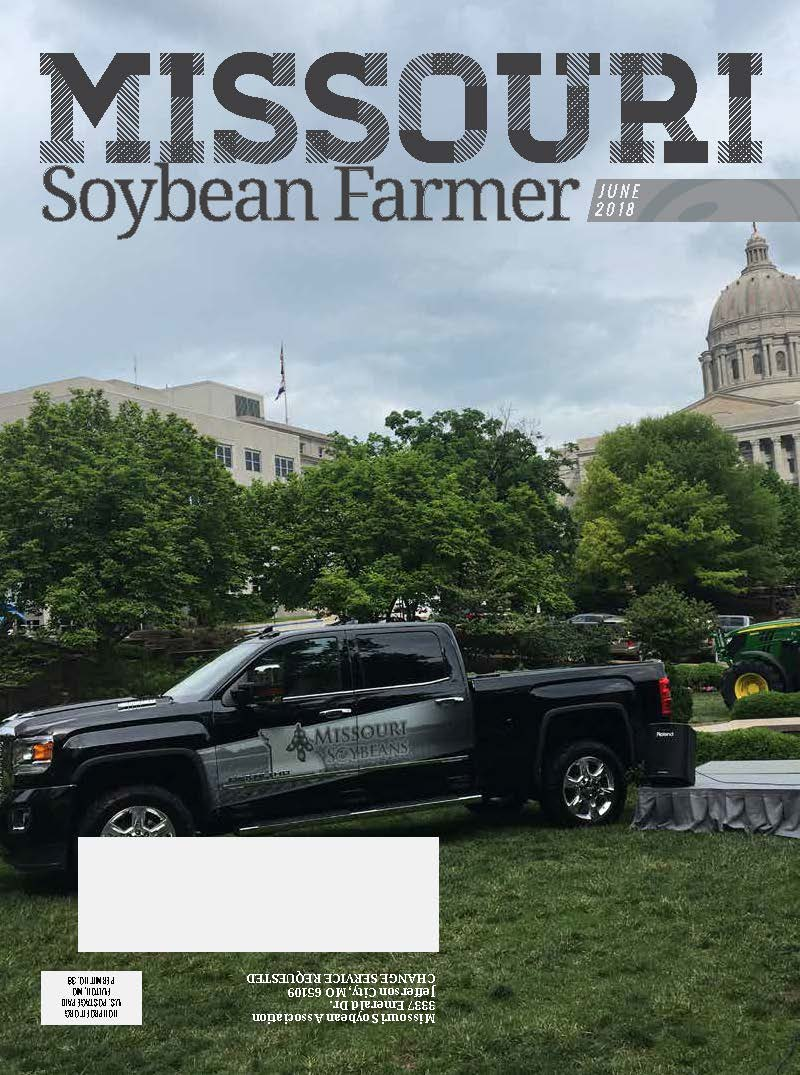 June Issue of Missouri Soybean Farmer Magazine Available Now