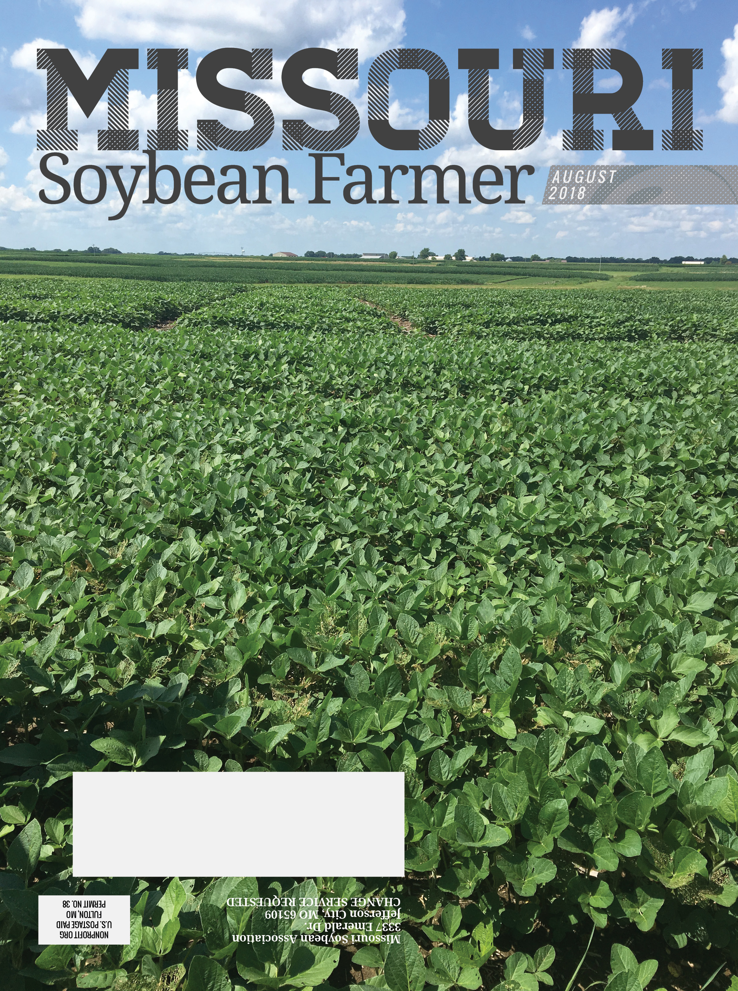 Missouri Soybean Farmer Magazine – August Issue Online Now