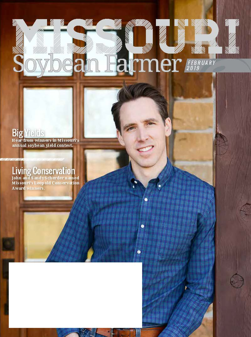 Missouri Soybean Farmer Magazine – February 2019 Issue Online Now