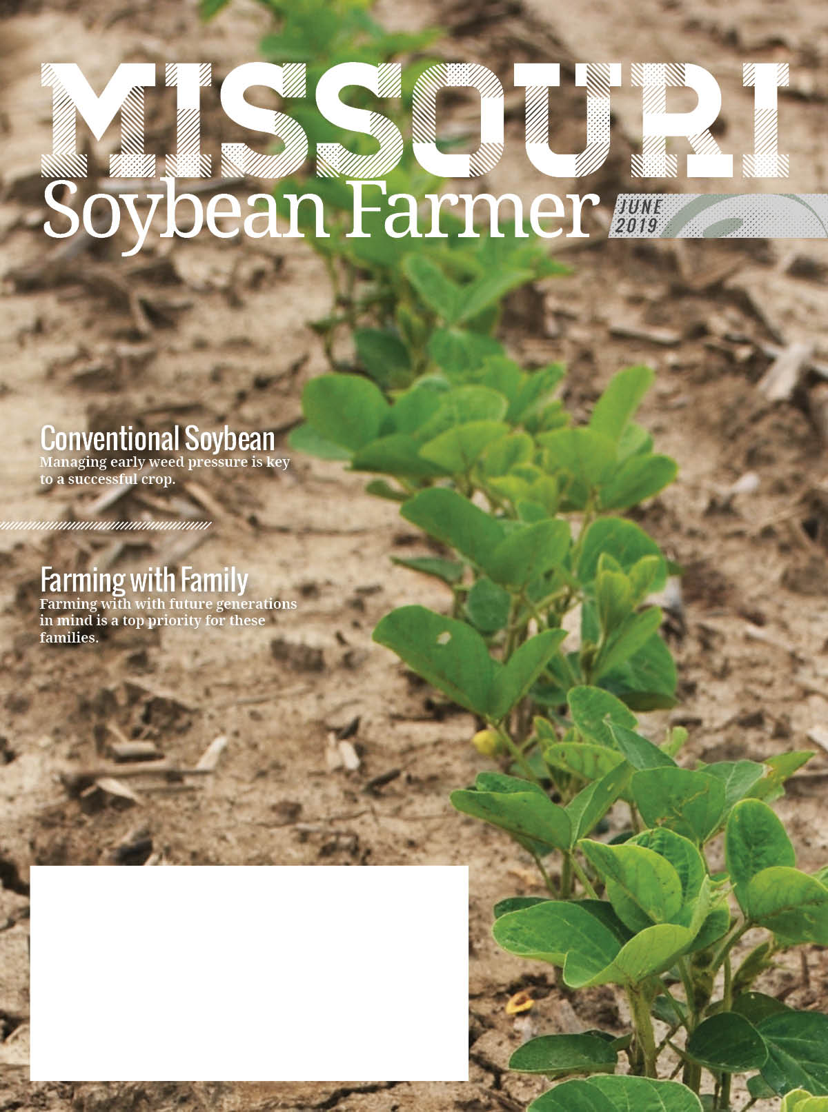 Missouri Soybean Farmer: June 2019 Issue