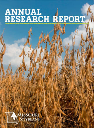 Missouri Soybean: Annual Research Report