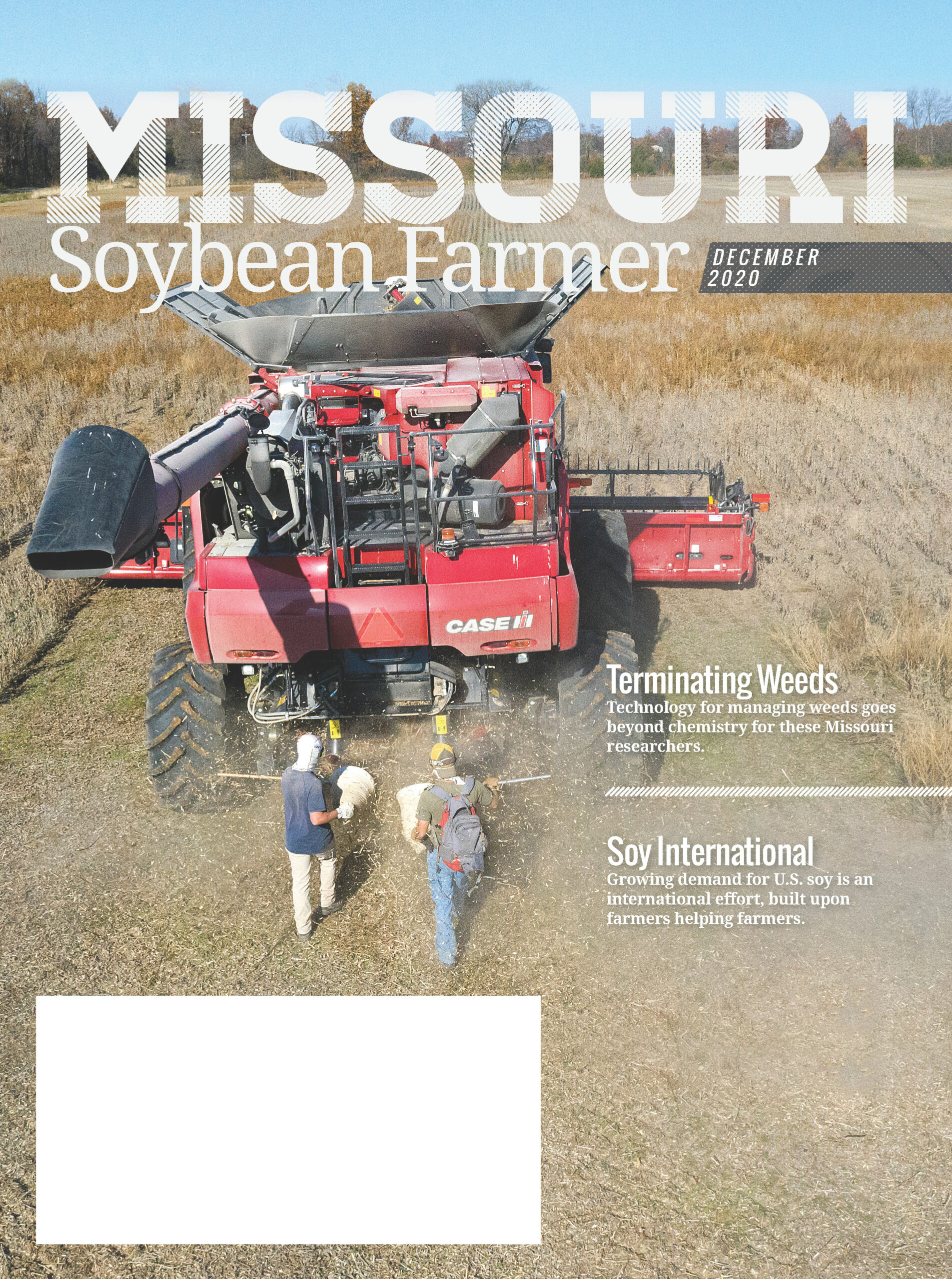 Missouri Soybean Farmer – December 2020