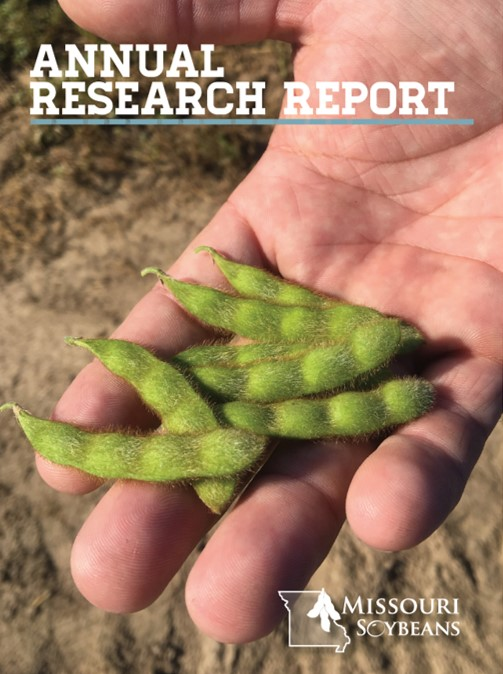 2021: Annual Soybean Research Report